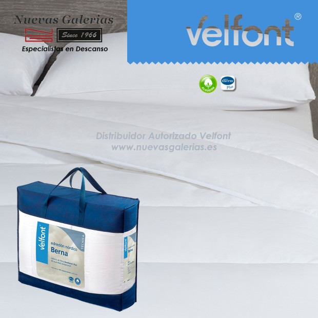 Velfont Neotherm® Synthetic Conforter Spring | 100% Cotton BERNA