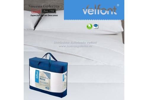 Velfont Neotherm® Synthetikdecken Winterhalbjahr | 100% Baumwolle BERNA