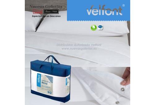 Velfont Neotherm® Synthetikdecken 4-Jahreszeiten | 100% Baumwolle BERNA