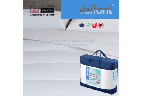 Piumino sintetico Velfont antiacaro Inverno | Acarsan® 100x120