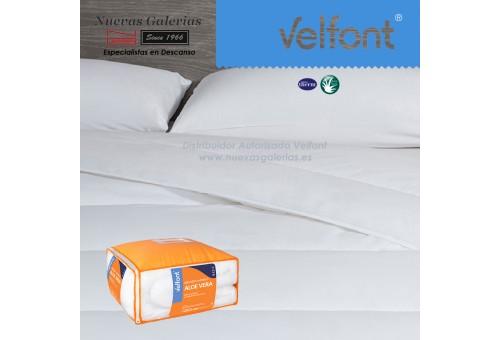 Velfont Neotherm® Synthetikdecken Winterhalbjahr   Aloe Vera