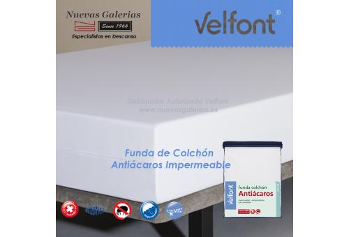 Velfont Anti-Milben Krippe Matratzenbezug | Acarsan