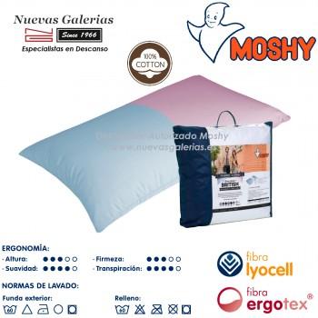 Almohada British Lyocell-Ergotex® | Moshy