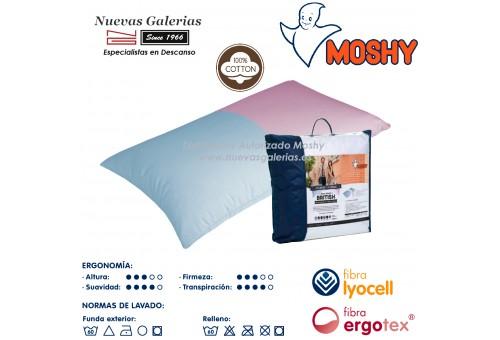 Oreiller Fibre Lyocell-Ergotex®| Moshy British