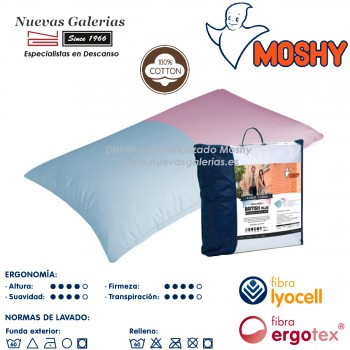 Cuscino Fibra di Lyocell-Ergotex® | Moshy British Plus
