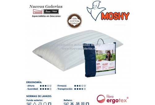 Almohada Elite Ergotex® | Moshy