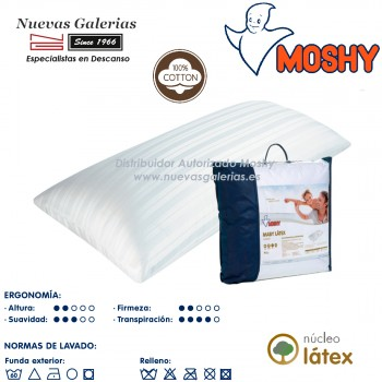 Latex Pillow | Moshy Maby Latex