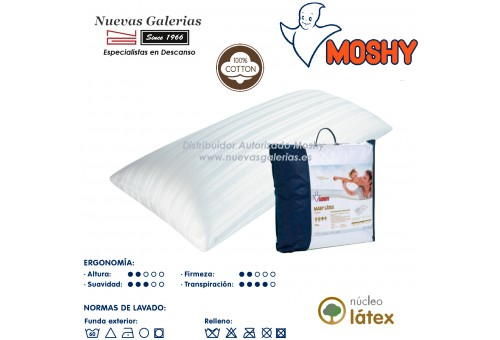 Oreiller Latex | Moshy Maby Latex