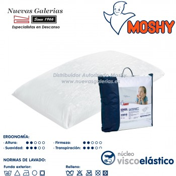 Cuscino viscoelastico | Moshy Sensil
