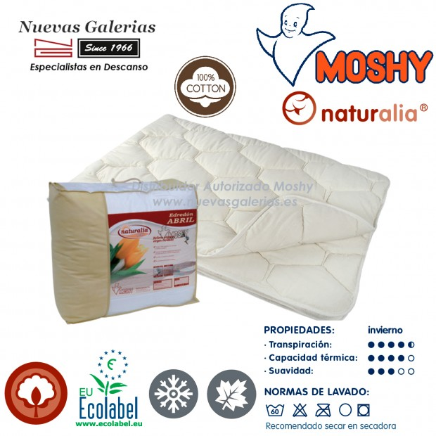Nordico Moshy Naturalia | Abril Invierno