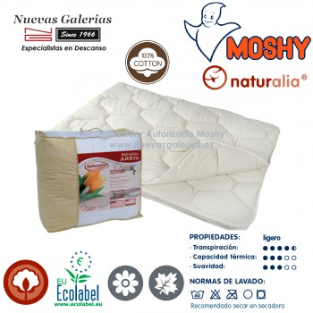 Cotton Conforter lightweight | Naturalia Abril Moshy