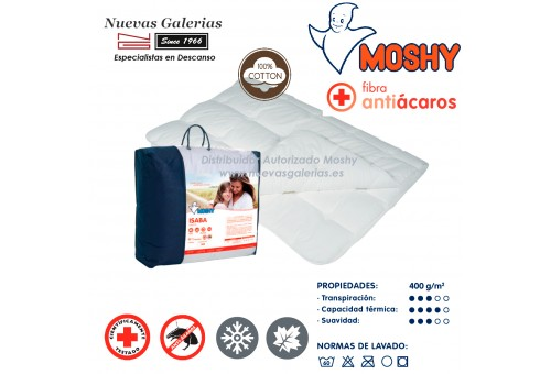 Moshy Anti-dustmite Synthetic Conforter Winter | Isaba