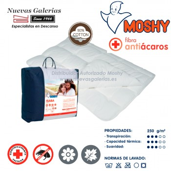 Nordico Moshy Antiácaros | Isaba 250 grs