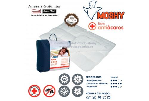 Nordico Moshy Antiácaros | Isaba Combi 250+150 grs