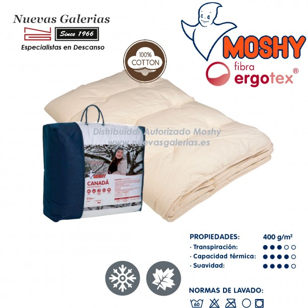 Couette synthétique Velfont Ergotex® Hiver   Canada