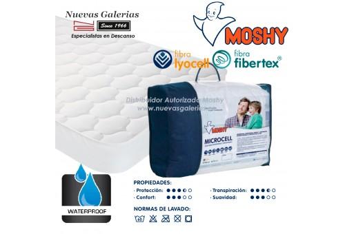 Waterproof mattress protector | Turia Microcell Moshy
