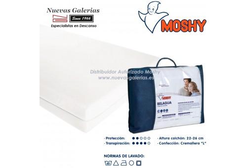Funda de Colchón Microfibra Moshy | Belagua
