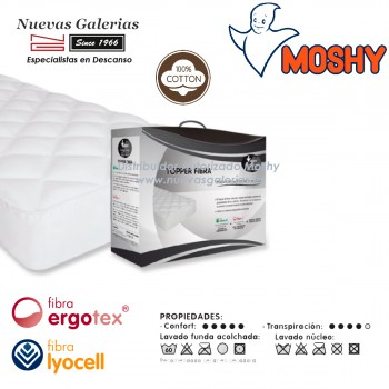 Conforter Mattress Topper | Moshy Fibra