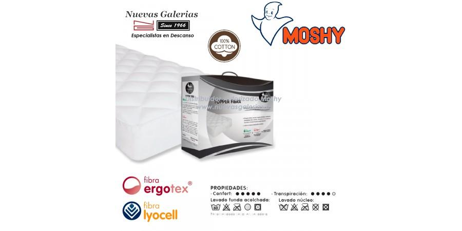 Conforter Mattress Topper | Moshy Fibra