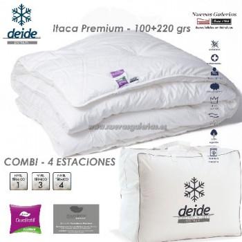 Couette synthétique Deide Quallofill® 4 Saisons | ITACA