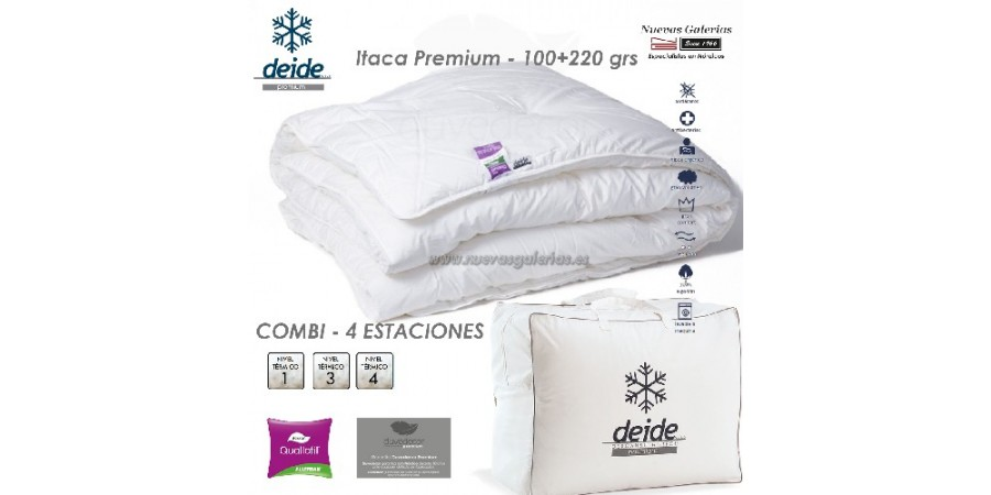 Deide Quallofill® Synthetic Conforter All Seasons | ITACA
