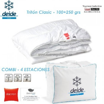Deide Dacron® Synthetic Conforter All Seasons | TRITON