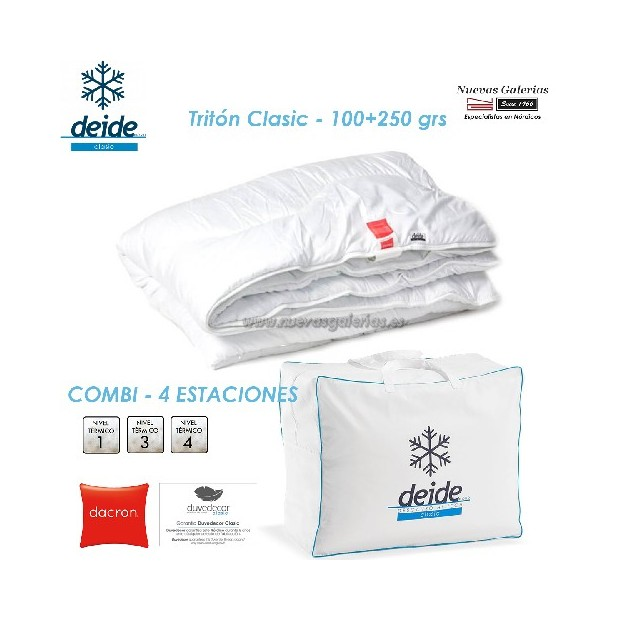 watch dafcd f74cf Piumino sintetico Deide Dacron® 4 stagioni | TRITON