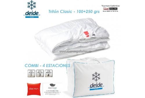 Couette synthétique Deide Dacron® 4 Saisons | TRITON