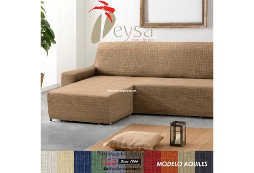 Eysa Bielastic sofa cover Chaise Longue| Aquiles