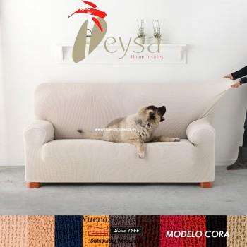 Eysa Bielastische Sofabezug | Cora