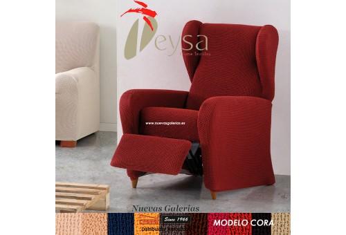Eysa Bielastic Relax-sofa cover | Cora