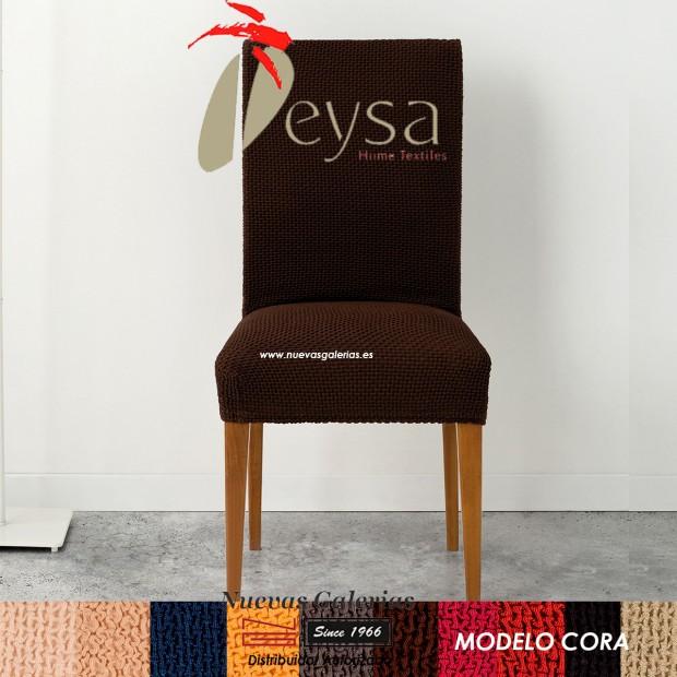 Housses de siège sans dossier Eysa - set de 2 | Cora