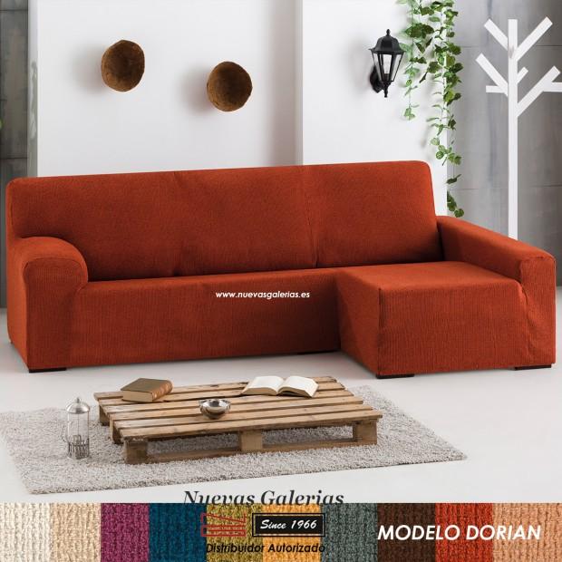 Eysa Bielastic sofa cover Chaise Longue  Dorian