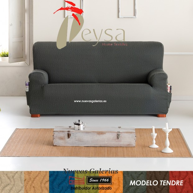 Eysa Bielastic sofa cover | Tendre