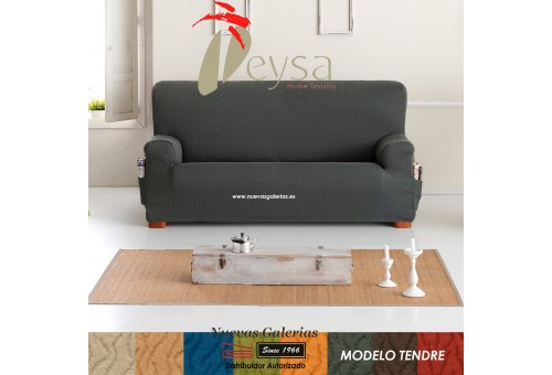 Housse de canapé Eysa Bielastic   Tendre