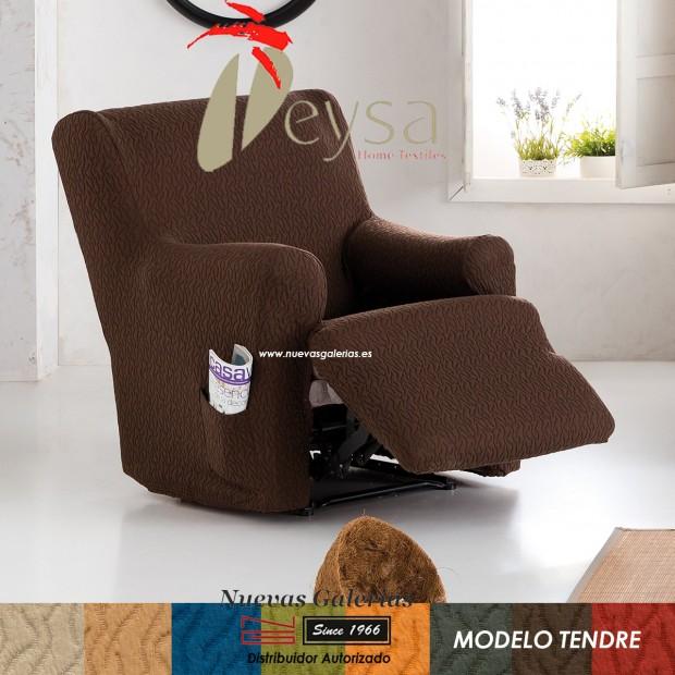 Eysa Housse relax pieds ensemble élastique   Tendre