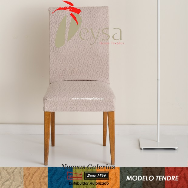 Eysa seat covers without backrest - set of 2 | Tendre