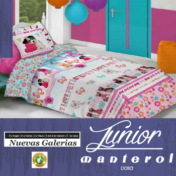 Manterol Kids Duvet Cover | Junior 583