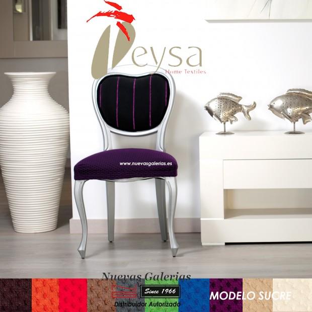Housses de siège sans dossier Eysa - set de 2 | Sucre