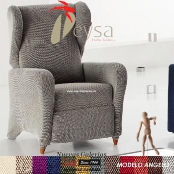 Eysa Bielastic Relax-sofa cover | Angelo
