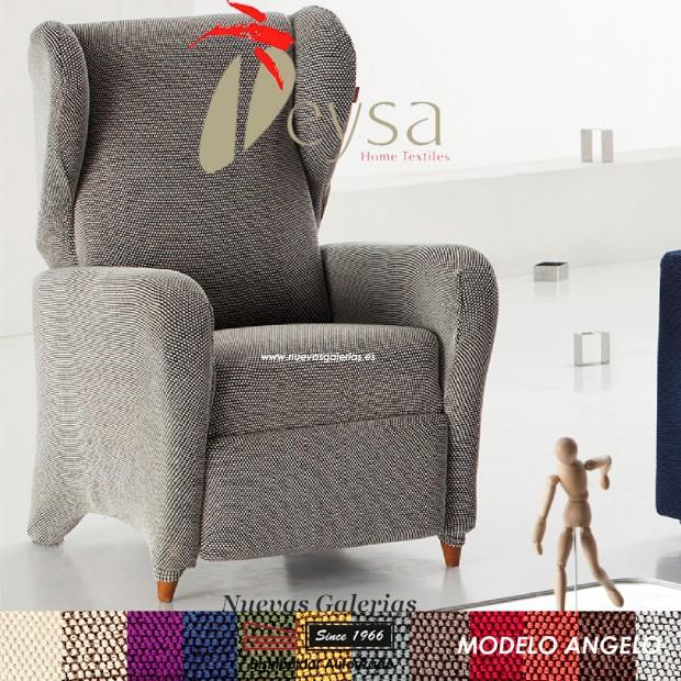 Eysa Bielastische Schoner für Relaxsessel Angelo