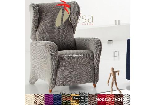 Eysa Housse relax pieds ensemble élastique | Angelo