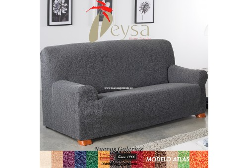 Eysa Elastic sofa cover | Atlas