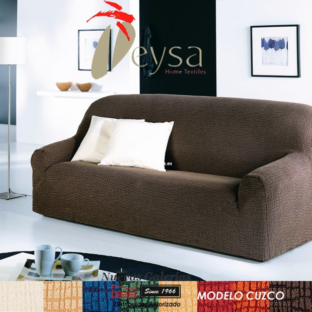 Housse de canapé Eysa Elastic   Cuzco