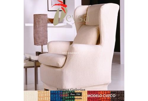 Elastique repose-téte housse de fauteuil Eysa | Cuzco