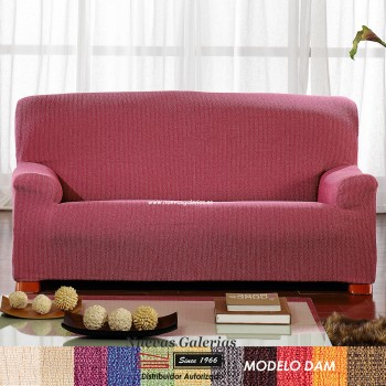Eysa Elastische Sofabezug | Dam