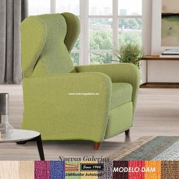 Eysa Elastic Relax-sofa cover | Dam