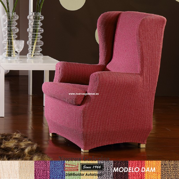 Elastique repose-téte housse de fauteuil Eysa | Dam
