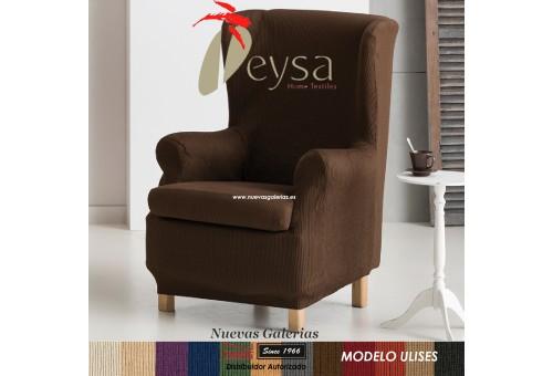 Eysa elastisch sofa überwurf ohrensessel | Ulises