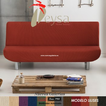 Eysa Elastic sofa cover Clic Clac| Ulises
